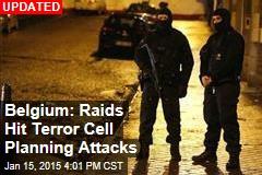 At Least 2 Dead in Belgian Anti-Terror Raid