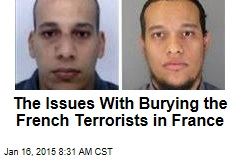 The Issues With Burying the French Terrorists in France