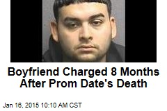 Boyfriend Charged 8 Months After Prom Date's Death