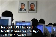 Report: US Hacked North Korea Years Ago