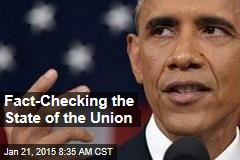 Fact-Checking the State of the Union