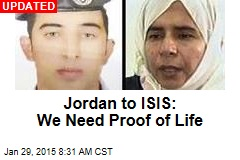 ISIS: Jordan Has Until Sunset for Hostage Exchange
