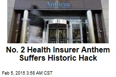 Details of 80M Exposed in Major Health Insurer Hack