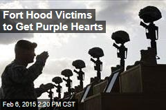 Fort Hood Shooting Victims Will Get Purple Hearts