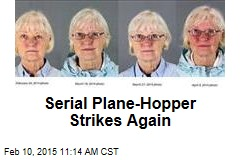 Serial Plane-Hopper Strikes Again