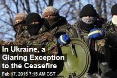 Despite Ceasefire, Ukraine Fighting Drags on