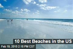 10 Best Beaches in the US
