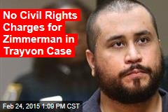 Reports: No Civil Rights Charges in Trayvon Case