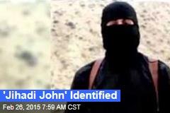 'Jihadi John' Identified