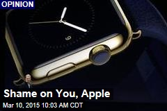 Apple Watch Is Status Symbol for 'Aloof Elite'