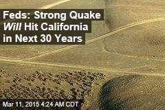 Feds to California: Be Ready for Mega-Quake