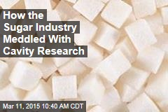 How the Sugar Industry Shaped Cavity Research