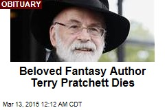 Beloved Fantasy Author Terry Pratchett Dies