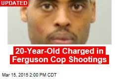 Arrest Made in Ferguson Police Shootings