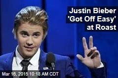 Justin Bieber 'Got Off Easy' at Roast