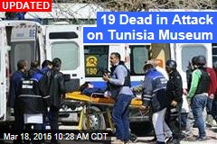 8 Dead in Attack on Tunisia Museum