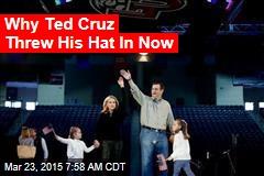 Ted Cruz: I'm Running for President