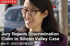 Jury Says Silicon Valley Firm Didn't Discriminate