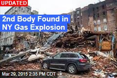 Body Found in NY Gas Explosion