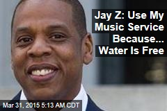 Jay Z: New Service Gives Music Some Respect