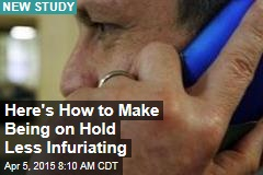 Here's How to Make Being on Hold Less Infuriating