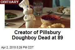 Creator of Pillsbury Doughboy Dead at 89