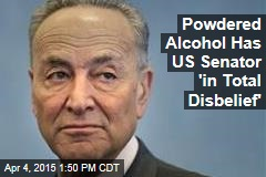 Powdered-Alcohol Ban Reaches US Senate