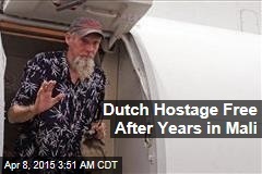 Dutch Hostage On Way Home After Years in Mali