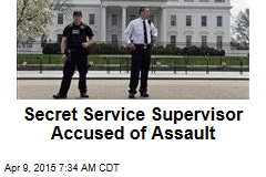 Secret Service Agent Got Grabby After Party: Female Agent
