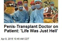 Pioneering Penis-Transplant Doctor Tells His Story