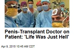 Pioneering Penis-Transplant Doctor Tells His Story