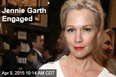 Jennie Garth Engaged