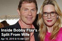 Inside Bobby Flay's Split From Wife