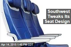 Southwest Tweaks Its Seat Design