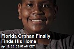 Florida Orphan Finally Finds His Home