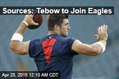 Sources: Tebow to Join Eagles