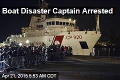 Boat Disaster Captain Arrested