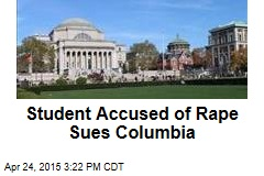 Student Accused of Rape Sues Columbia