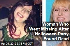 Woman Who Went Missing After Halloween Party Found Dead