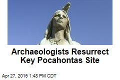 Church Where Pocahontas Married Rises Again