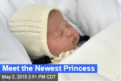 Meet the Newest Princess