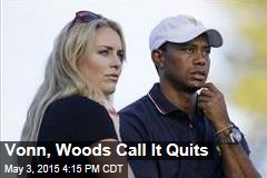 Vonn, Woods Call It Quits