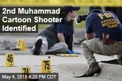 2nd Muhammad Cartoon Shooter Identified