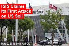 ISIS Claims Texas Attack