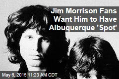 Fans Want Jim Morrison's Teenage Home Preserved