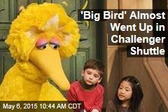 'Big Bird' Almost Went Up in Challenger Shuttle