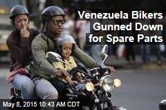 Venezuela Bikers Gunned Down for Spare Parts