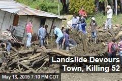 Flood, Mudslide Kill 52 in Colombia