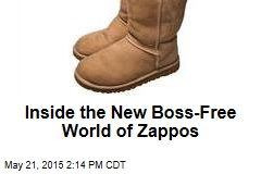 Inside the New Boss-Free World of Zappos