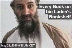 Every Book on bin Laden's Bookshelf